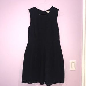 CUTE BLACK DRESS FANCY AMAZING CONDITION